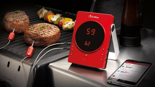GrillEye Smart Bluetooth Thermometer