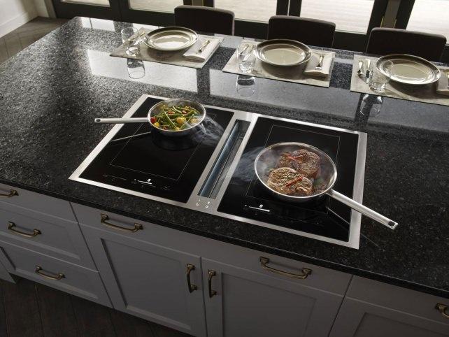 Jenn-Air downdraft cooktop