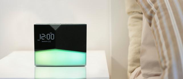 BEDDI Glow Alarm Clock