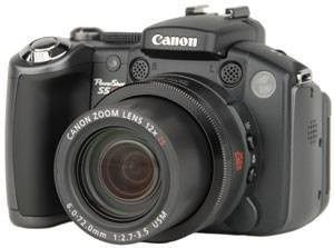 Product Image - Canon PowerShot S5 IS