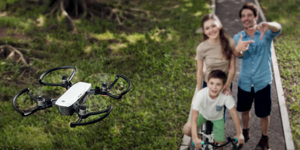 5 beginner-friendly camera drones that make learning to fly easy
