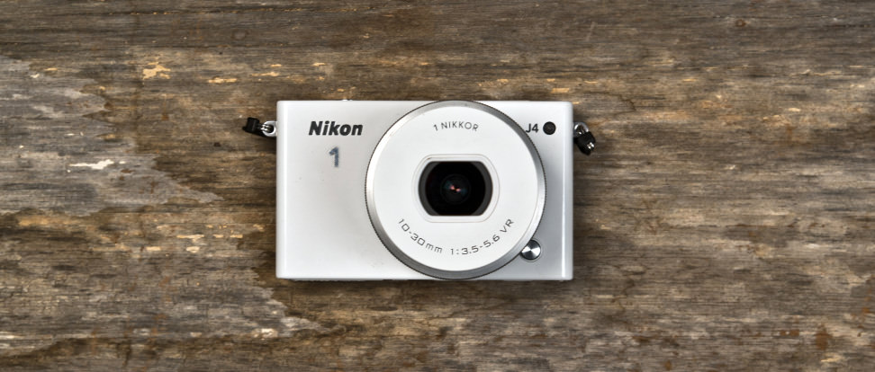 Product Image - Nikon 1 J4