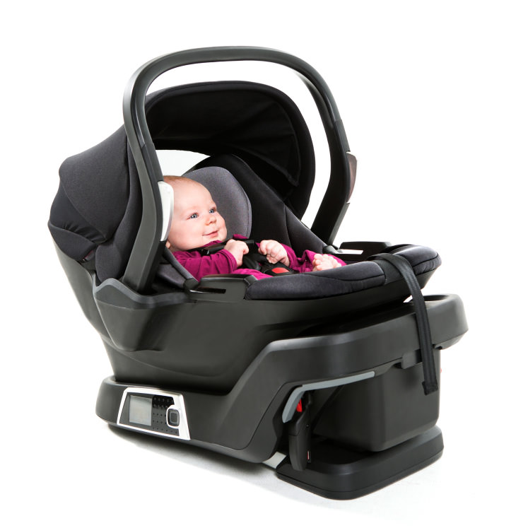 4moms self installing car seat will keep your baby safe cars. Black Bedroom Furniture Sets. Home Design Ideas