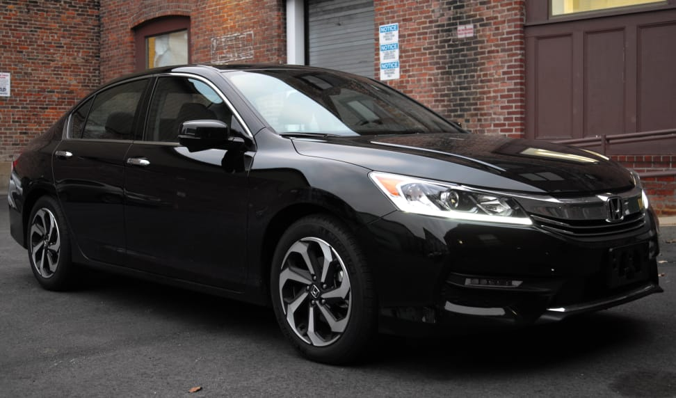 2016 Honda Accord Exterior