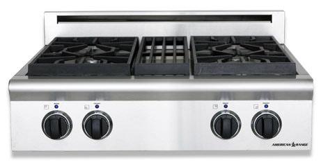 Product Image - American Range Legend Series ARSCT304N