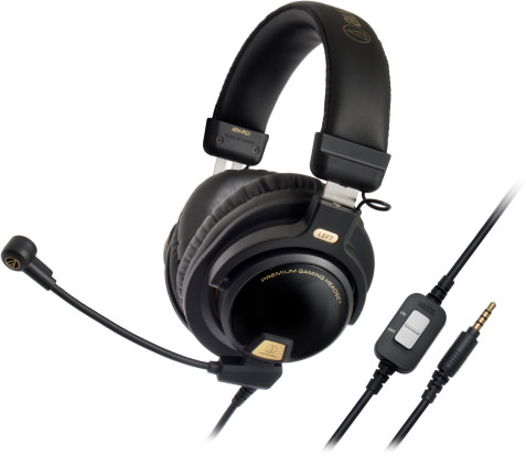 Product Image - Audio-Technica ATH-PG1