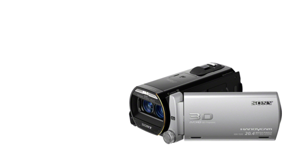 Product Image - Sony  Handycam HDR-TD20V