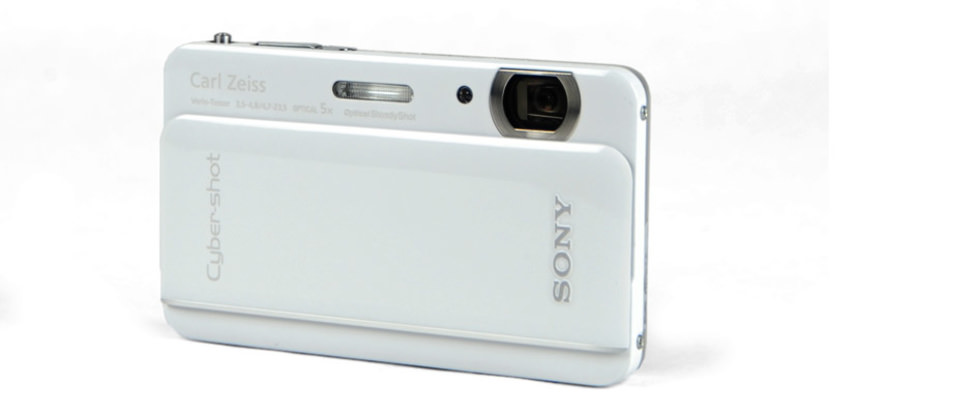 Product Image - Sony Cyber-shot TX66