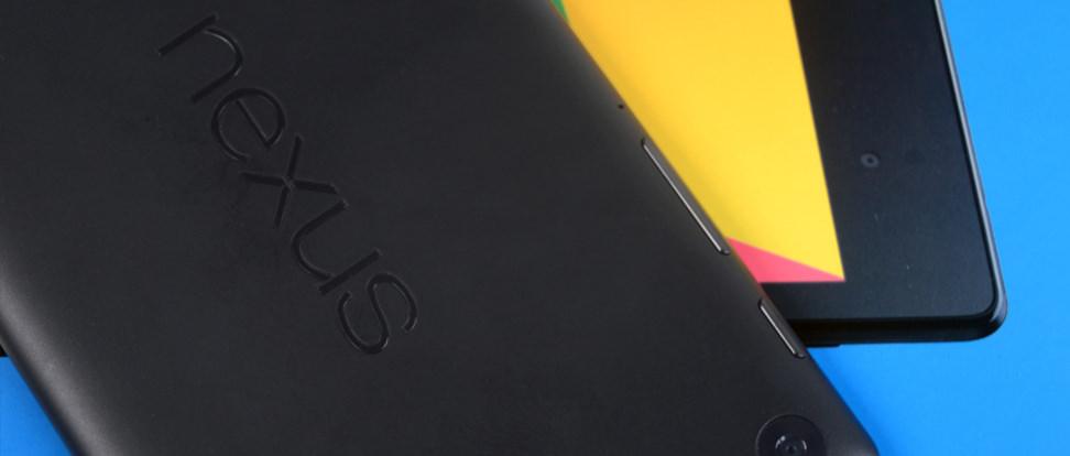 Product Image - Google Nexus 7 (Second Generation)