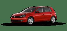Product Image - 2013 Volkswagen Golf TDI 4-Door w/ Sunroof & Navigation