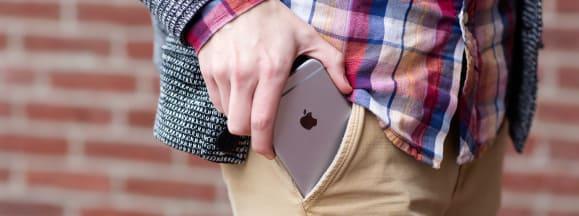 Apple iphone 6s plus hero