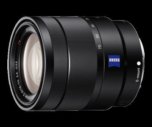 Product Image - Sony Vario-Tessar T* E 16-70mm f/4 ZA OSS Lens