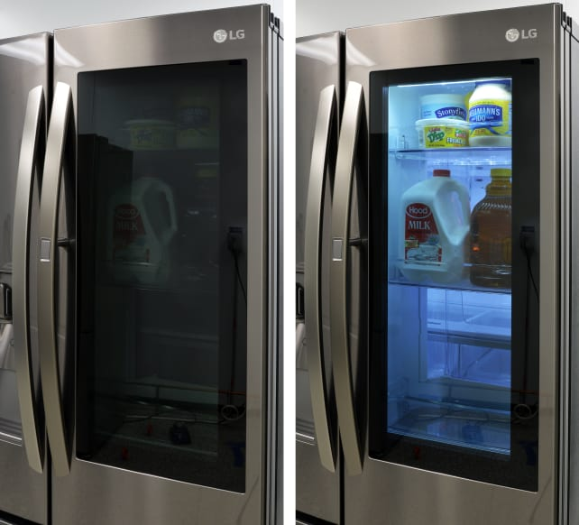 Is The Lg Instaview See Through Fridge The Future We Have