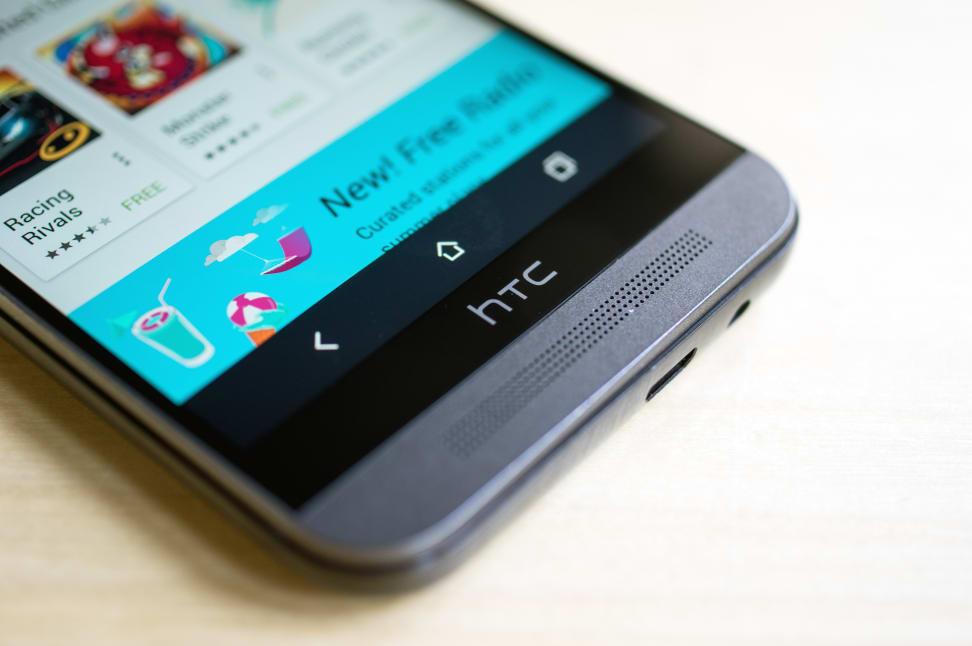 HTC One M9 Bottom