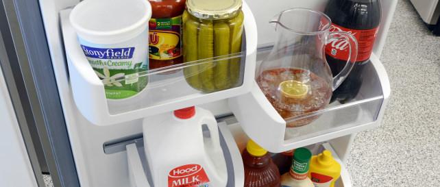 Frigidaire Gallery FGTR1845QF Refrigerator Door