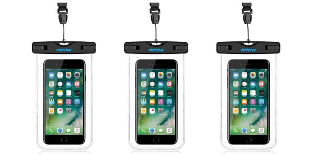 MPow Waterproof Phone Case