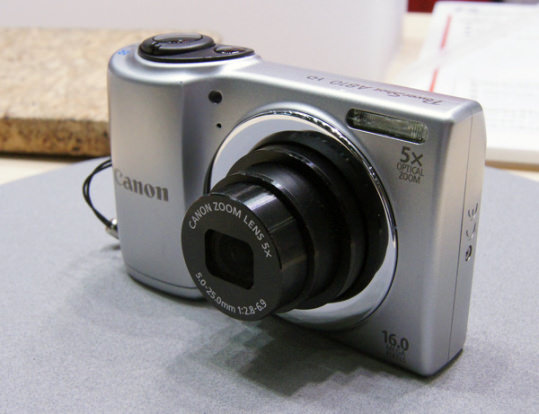 Product Image - Canon  PowerShot A810