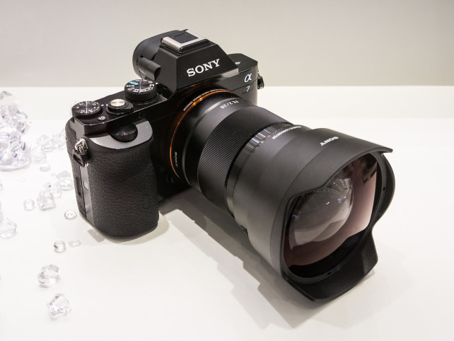 FE 28mm f/2 –With Converter on A7