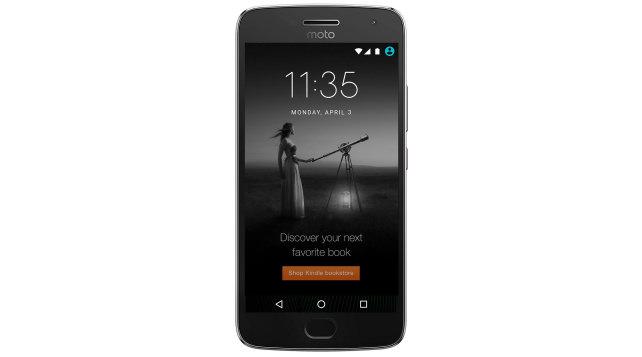 Moto G5 Plus Ads