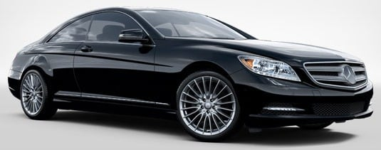 Product Image - 2013 Mercedes-Benz CL600