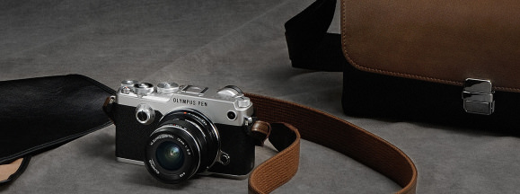 Olympus pen f news hero final