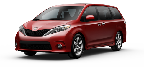 Product Image - 2013 Toyota Sienna SE