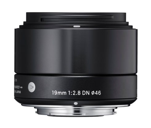 Product Image - Sigma 19mm f/2.8 DN | A