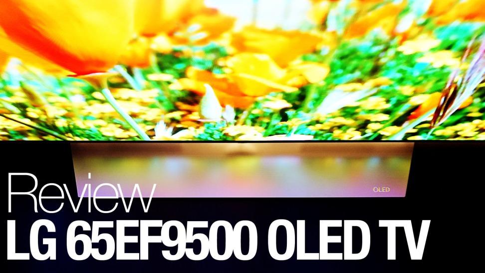 Product Image - LG 65EF9500