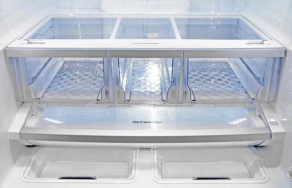 Lg Lfx32945st Door In Door Refrigerator Review Reviewed