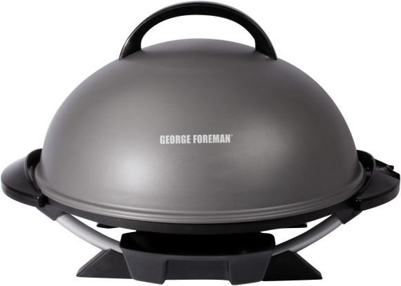 Product Image - George Foreman GGR50B Indoor / Outdoor Grill