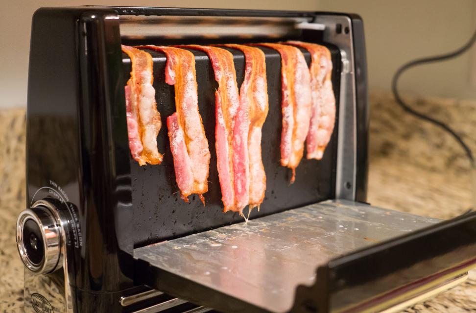Finished Bacon