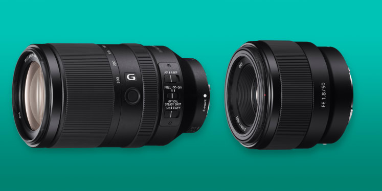 sonys full frame lens lineup is starting to pick up steam