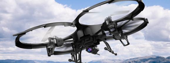 Quadcopterdrone