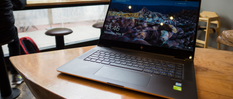 Hp spectre x360 15 2017 hero