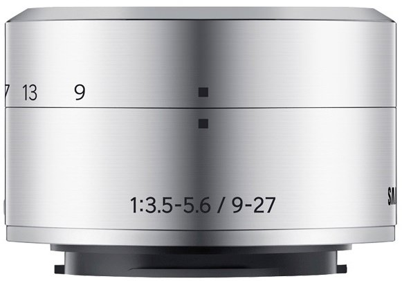 Product Image - Samsung NX Mini 9-27mm f/3.5-5.6 Lens