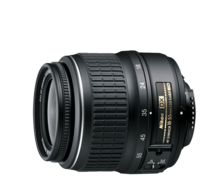Product Image - Nikon AF-S DX Zoom-Nikkor 18-55mm f/3.5-5.6G ED II