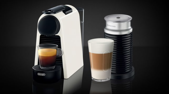 Nespresso Essenza pod espresso machine