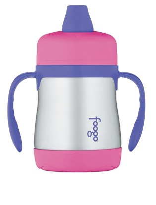 Product Image - Thermos FOOGO Soft Spout Stainless Steel
