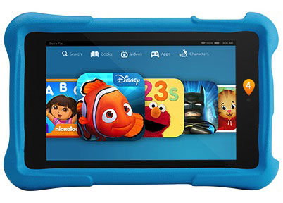 Product Image - Amazon Fire HD Kids Edition