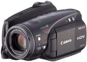 Product Image - キヤノン (Canon) (Canon (キヤノン)) iVIS HV30