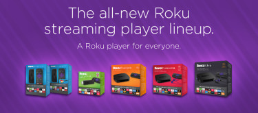 Roku lineup