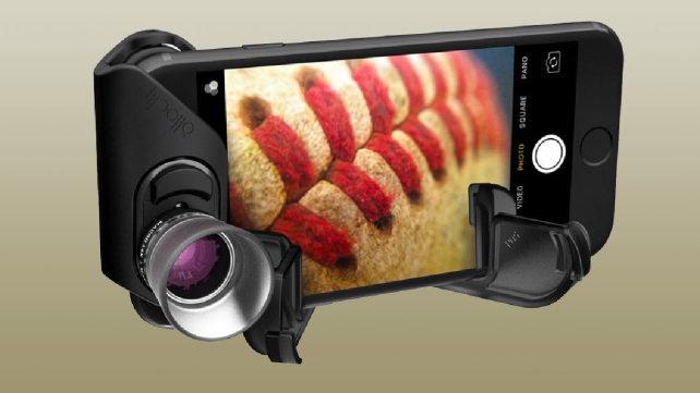 The olloclip Macro Pro lens kit