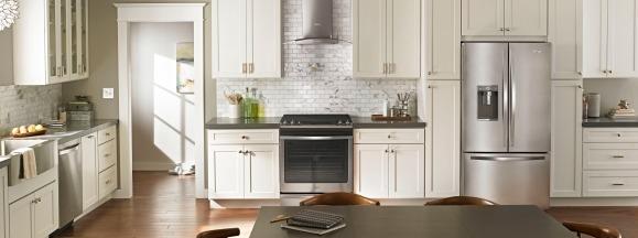 Whirlpool smart kitchen suite hero