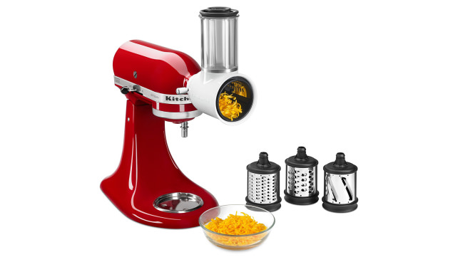 The 7 Best Accessories You Can Buy For A Kitchenaid Stand Mixer