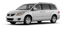 Product Image - 2012 Volkswagen Routan SEL with RSE