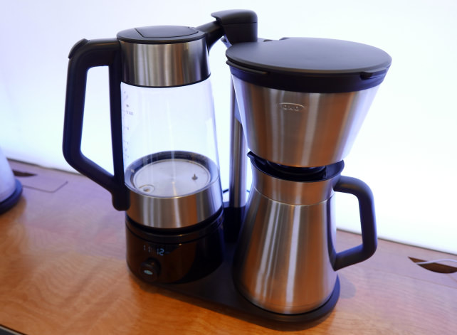 OXO Barista Brain 12-Cup Coffee Brewing System