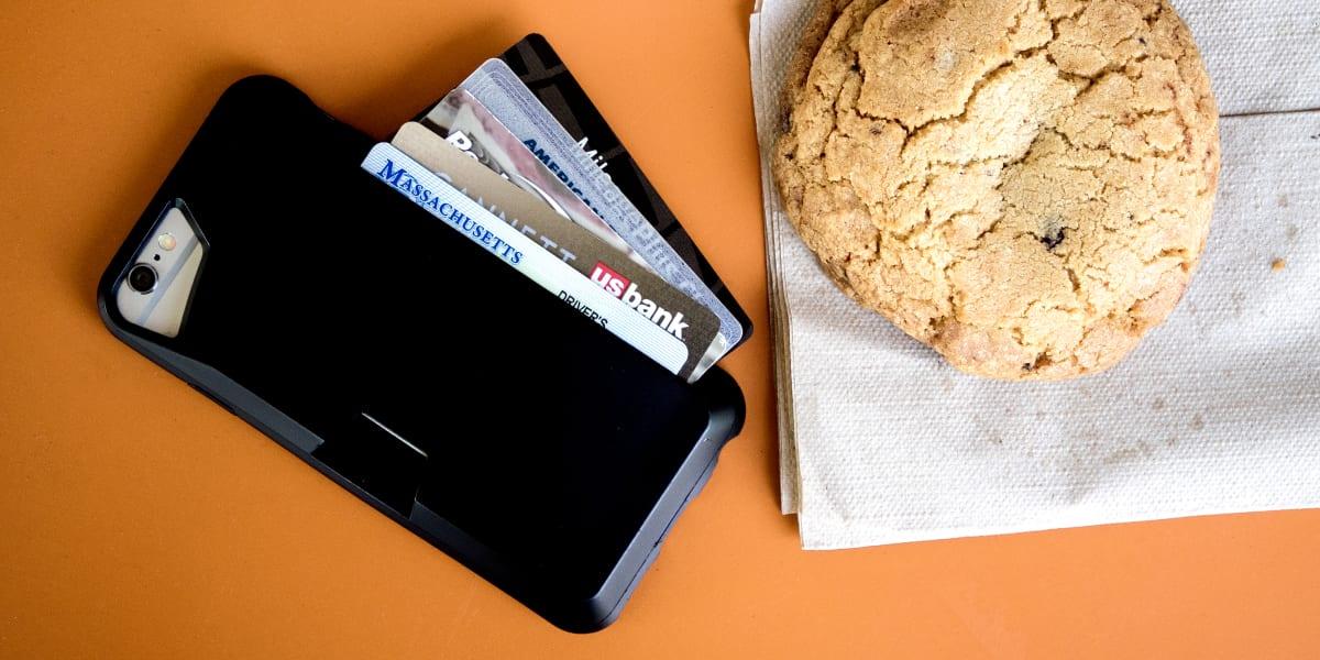 Silk Iphone  Wallet Case