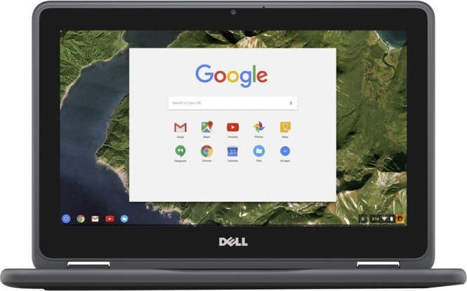 Product Image - Dell Chromebook 3189 2-in-1 (4GB RAM, 32GB Storage)