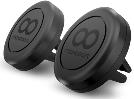 Product Image - Maxboost Universal Air Vent Magnetic Car Mount, 2 Pack