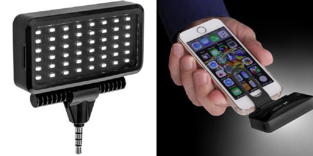 The Xuma mobile LED light